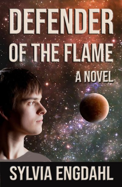 Cover of Defender of the Flame