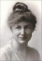Mildred Allen Butler, 1915
